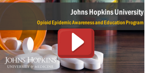 link to Opioid Epidemic Awareness & Education Program